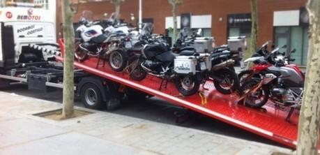 Transporte de Motos | elmontes | Scoop.it
