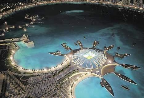 #Infrastructures : Le Qatar investira 200milliards de dollars pour le mondial 2022 de foot | Philippe TREBAUL on SCOOP.IT - @TREBAULPhilippe - MAJORS DE LA FILIERE BTP - WWW. COPTOS.COM | Scoop.it