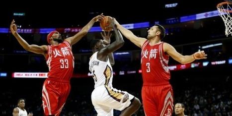 Chine : les ligues de sports US envahissent le terrain | Herbovie | Scoop.it