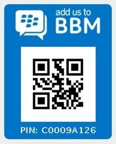 Create a QR Code Badge for Your BBM Channel - BerryReview | ZSURR | Scoop.it
