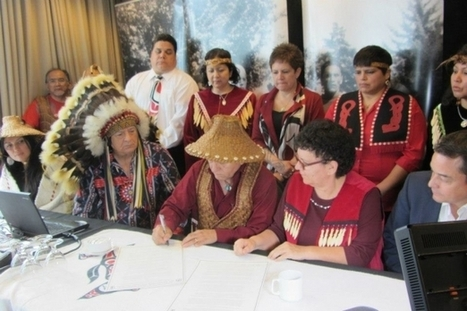 Oglala Sioux vow to stop Keystone XL on the ground if Obama won't say no   KeyStone Pipeline   Scoop.it