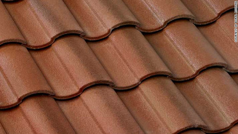 Smog-eating tiles gobble up air pollution - CNN.com | Climate & Clean Air Watch | Scoop.it