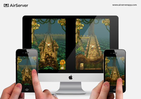AirServer - The game console for Mac/PC has arrived | Technology Integration Kara Damm | Scoop.it