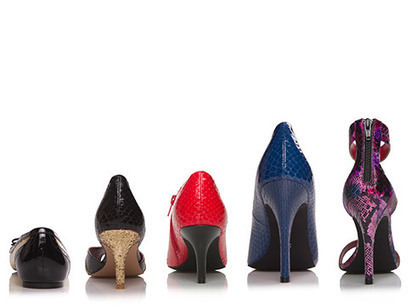 Janie Bryant Capsule Collection - Shoes of Prey   Fashion Zone   Scoop.it