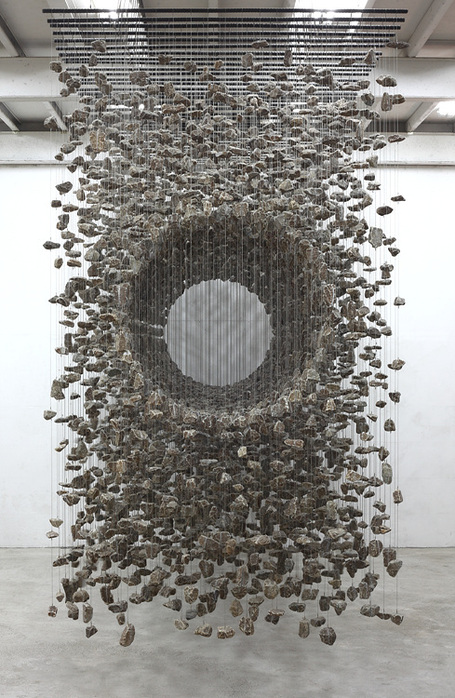 "installation art - Lee Jay-Hyo: ""0121-1110=1080620"" 