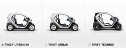 Renault Twizy - Pub News | Pubs & News | Scoop.it