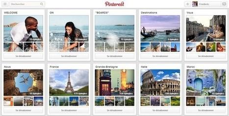 10 marques qui réussissent sur Pinterest | ConseilsMarketing.fr | e-tourisme et web 2.0, réseaux sociaux | Scoop.it