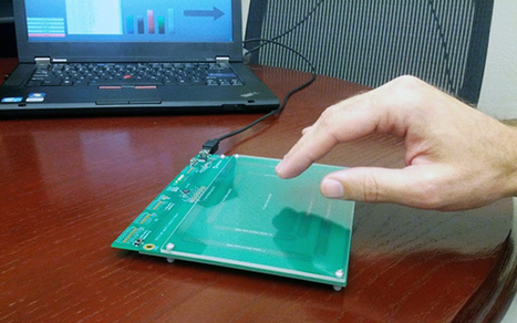 New Chip Is Next Step in 3D Gesture Control Phones | cross pond high tech | Scoop.it