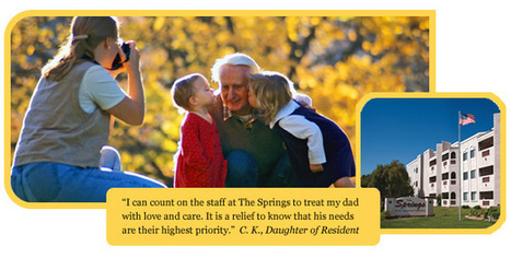 Assisted Living Facilities, Retirement Communities, Nursing Homes | Assisted Living Scottsdale | Scoop.it