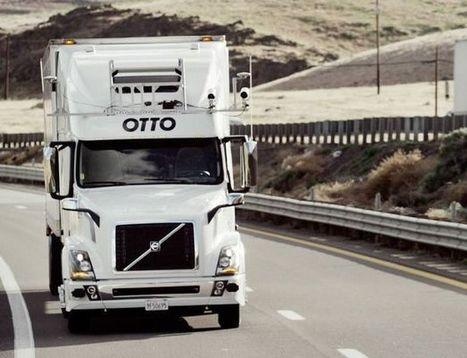 Ottomotto : la voiture autonome débutera sans doute par...les camions | Pulseo - Centre d'innovation technologique du Grand Dax | Scoop.it