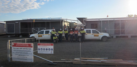 Remote Camp Services - Remote Mining Accommodation Camp   ASEA Pacific Group   Scoop.it