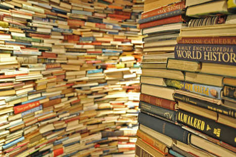 The Lasting Benefits of Growing Up Around Books | A Change in Perspective | Scoop.it