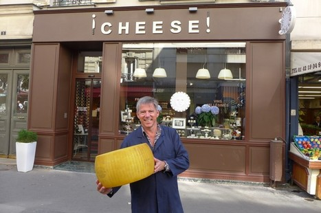 Paris 15e : le fromage selon Cheese | The Voice of Cheese | Scoop.it