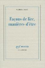 Formation : littérature : Lire-vivre selon Marielle Macé | E-apprentissage | Scoop.it