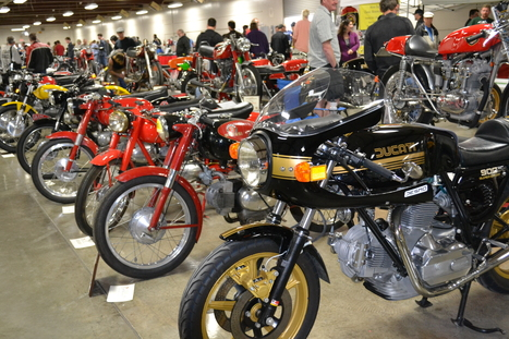 San Jose Moto Concorso European and Japanese Motorcycle Show and Swap Meet | Ductalk Ducati News | Scoop.it