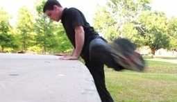 Parkour Training For Fitness   Anything Fitness   Scoop.it