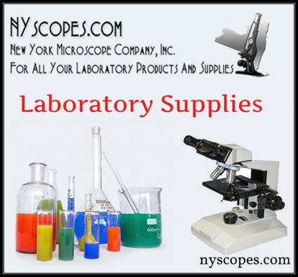 Why It Is Imperative To Purchase Quality Medical Laboratory Supplies? | New York Microscope Company | Scoop.it