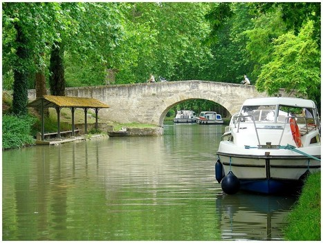 The New Fiddler's Crotch Journal: Canal du Midi | Aude Cathar Country | Scoop.it