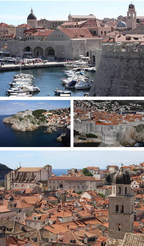 From One Riviera to Another - Welcome to Dubrovnik - Riviera Buzz   Curating the Curatable   Scoop.it