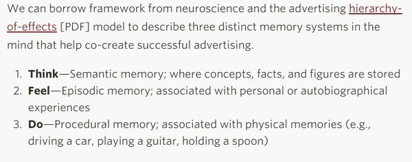 These Types of Memories Help Customers Remember You - Profs | The Marketing Technology Alert | Scoop.it