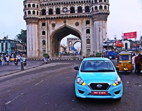Datsun Go - The Little Car With Big Dreams | Cars in India 2014 | Scoop.it
