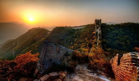 Picture of the Day: The Great(ly) Overgrown Wall of China | Ancient city | Scoop.it