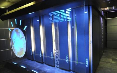 Le super-ordinateur Watson d'IBM est-il sans limites ?   Information, communication et stratégie   Scoop.it