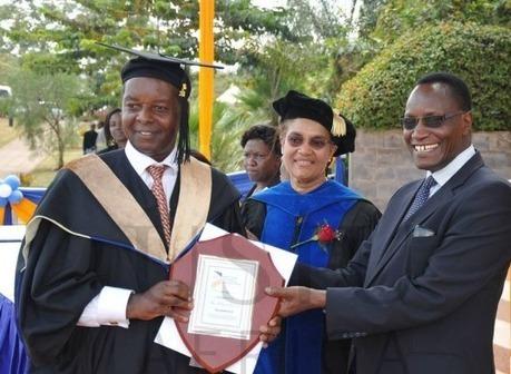 Amos Kimunya Graduates Top of His Class at USIU | Nairobi Gossip & News | Gossip | Scoop.it