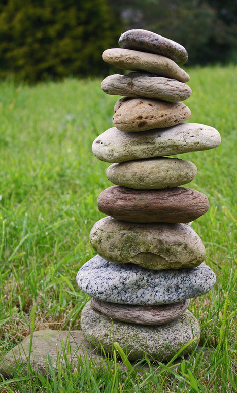 What Rocks Have to Do with Overcoming Writer's Overwhelm   Write Nonfiction NOW!   The Writing Wench   Scoop.it