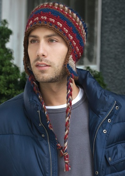 READER MAKES: ASPEN SKI HAT & FREE PATTERN | crochet today | Crochet a long | Scoop.it