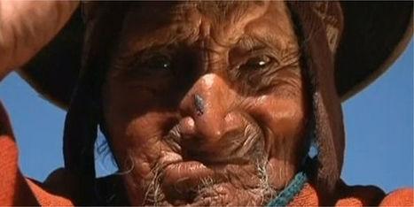 Carmelo Flores Laura, 123 ans, est l'homme le plus vieux du monde   domotique   Scoop.it