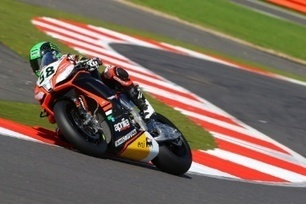 Silverstone - Superpole qualifying times |  Checa on Front Row | Crash.Net | Ductalk Ducati News | Scoop.it