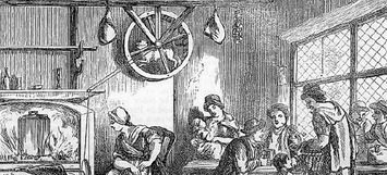 Medieval Kitchens Used a Specially Bred Dog to Turn Roasting Spits | Cultural History | Scoop.it