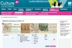 Collection complétée et registres protestants sur le portail du Loir-et-Cher | RoBot généalogie | Scoop.it
