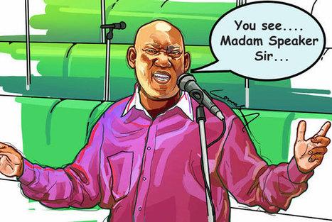Troubled MP Kato Lubwama speaks out on his education - Eagle Online | UgandaNuz | Scoop.it