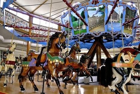 Why is the art market like a carousel? | Art Markets | Scoop.it