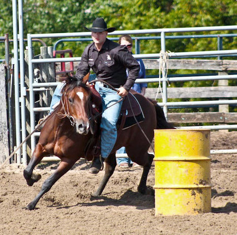 Semper Fi Fund's Horsemanship Program Offers Peace to Veterans | Western Lifestyle | Scoop.it