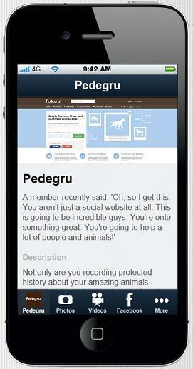 Pedegru - Get it now! | Animals Make Life Better | Scoop.it