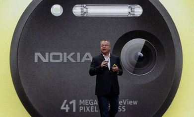 Nokia's Stephen Elop: 'Strategically, we have an opening' | Technological Sparks | Scoop.it