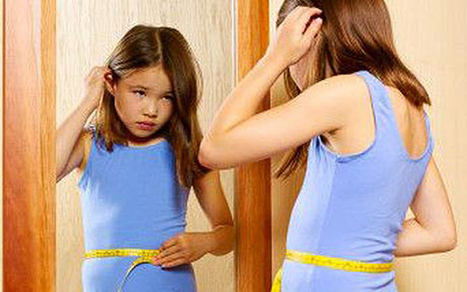 Girl Guides: 'Body image fears' see girls as young as seven go on diet  - Telegraph | @FoodMeditations Time | Scoop.it