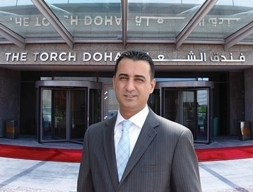 """""""We continue offering our guests extended, personalized service"""": Ameen Al Darawsheh, Director Sales & Marketing, THE TORCH DOHA 