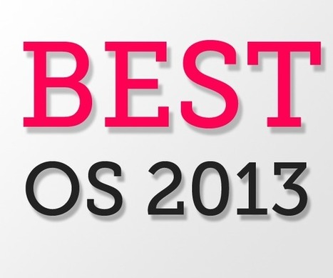 Analysis Of Best Operating Systems 2013 | ITTWIST | Scoop.it