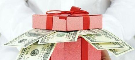 Cadeaux aux salariés: attention au fisc | La TPE de A à Z | Scoop.it