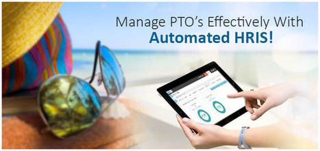 Track Paid Time Off With Automated HR System   Employee Benefits Administration   Scoop.it