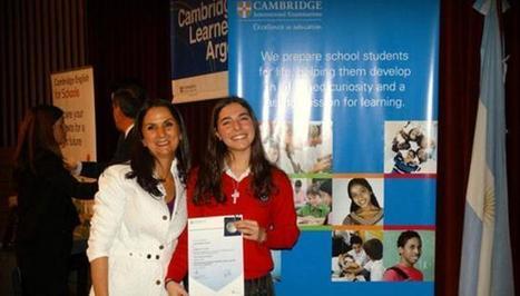 Entre 75 mil personas, una cordobesa fue el mejor examen de Cambridge   Todoele - ELE en los medios de comunicación   Scoop.it