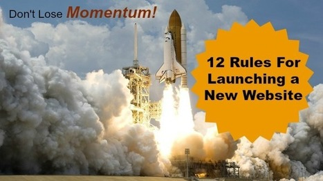 12 SEO Rules For a New Website Launch | digital marketing strategy | Scoop.it