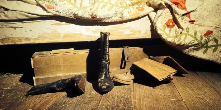 A Queer Look Inside Lincoln's Bedroom | For Art's Sake-1 | Scoop.it