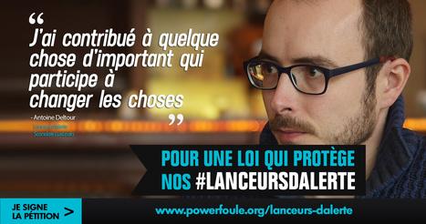 PROTÉGEONS NOS LANCEURS D'ALERTE !   hors sujet   Scoop.it