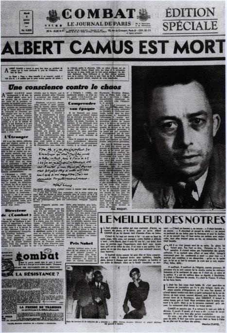 Lecciones de Albert Camus para la prensa de hoy | Educacion, ecologia y TIC | Scoop.it