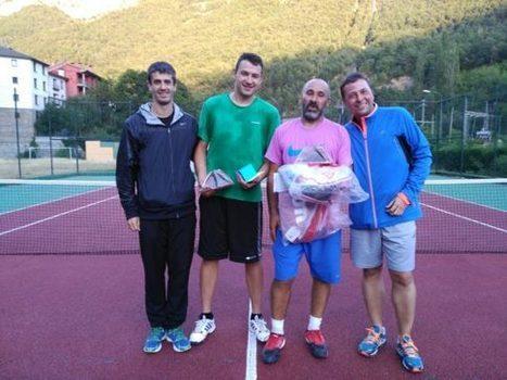 Un tournoi Européen de Tennis pour fêter le 40e Anniversaire du Tunnel de Bielsa – Aragnouet à Lafortunada | Vallée d'Aure - Pyrénées | Scoop.it